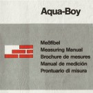 Aqua-Boy - BM1 Construction Moisture Meter Manual