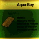 Aqua-Boy - HM Timber Moisture Meters Manual