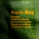 Aqua-Boy - TEM1 Textiles Measuring Manual
