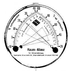 Aqua-Boy TH100 - Thermo Hygrometer