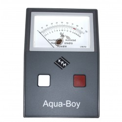 Aqua-boy Recalibration