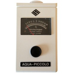 Aqua-Piccolo LE - Leather - Analogue Moisture Meter