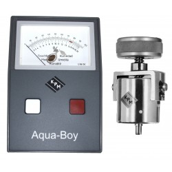 Aqua-Boy KAMIII with  Cup Electrode - Cocoa Moisture Meter