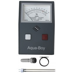 Aqua-Boy KAMIIIa - Cocoa Moisture Meter with Stab Electrode Cable and Holder